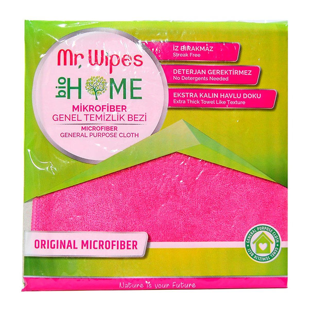 Farmasi Mr. Wipes Antibakteriyel Microfiber Genel Temizlik Bezi 1 Ad ürünü LokmanAVM mağazamızdan güvenle satın alın!